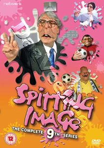 Spitting Image - Complete Series 9 (DVD)